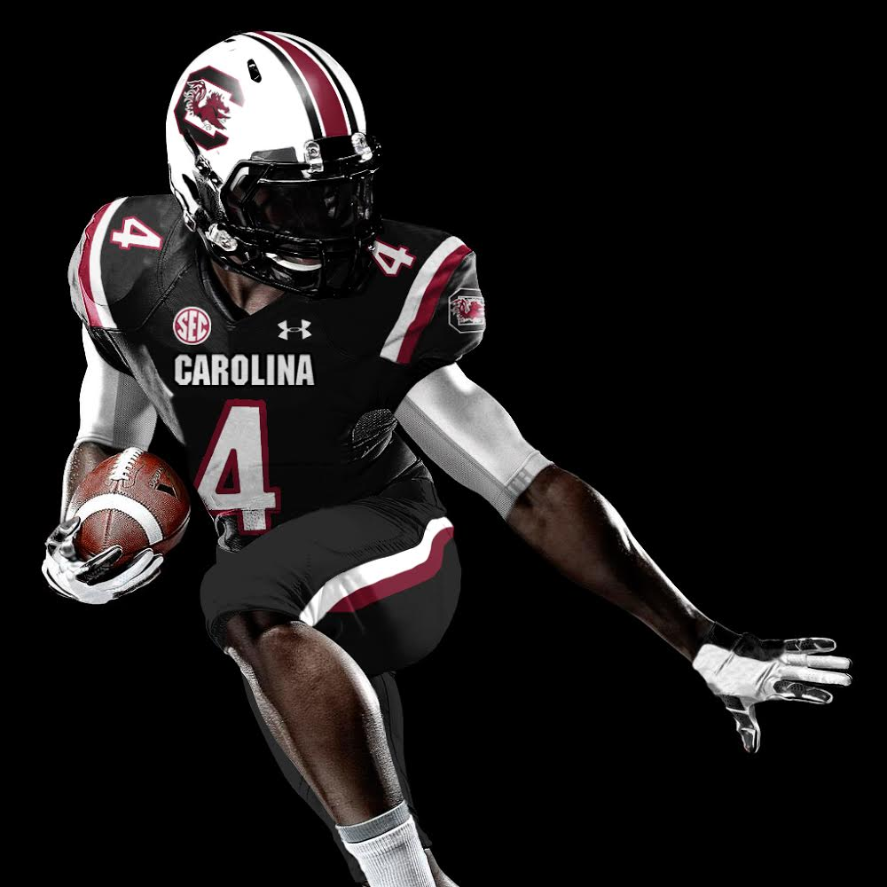 3443e3cb608 South Carolina returning to long-awaited black alternate uniforms vs ...
