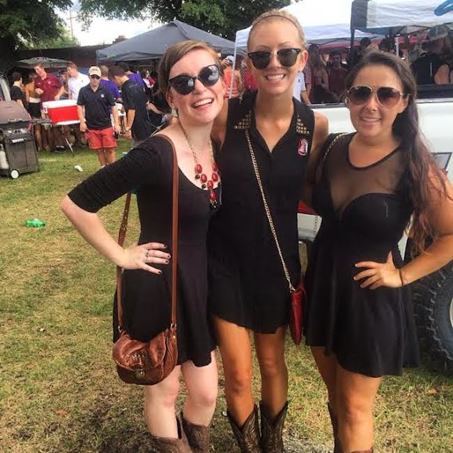 Southern Belles: The girls of gameday