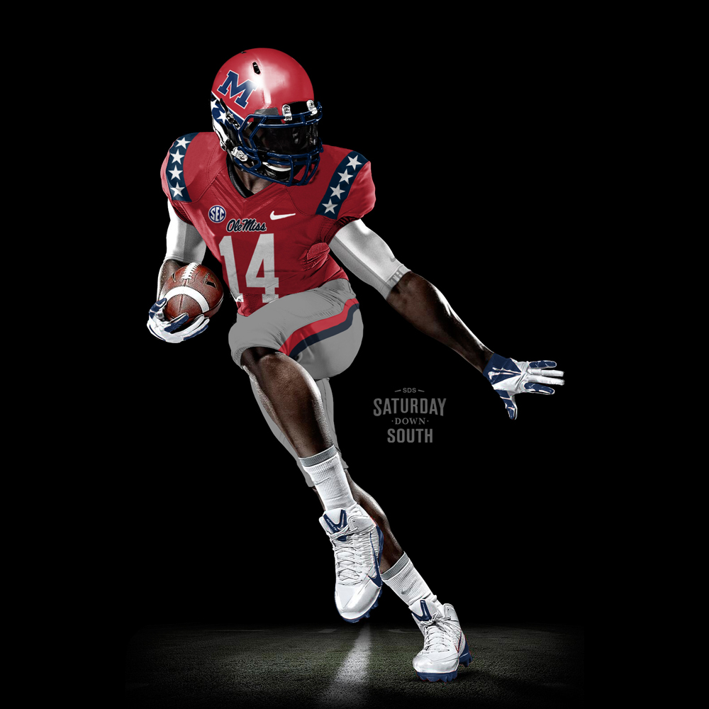 SEC Military Appreciation uniform concepts 8a7e1b131