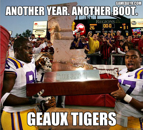 lsu4 popular lsu football memes from recent years
