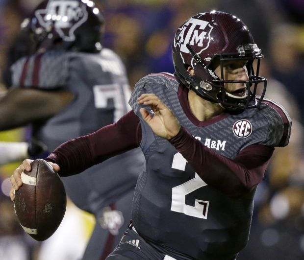 Texas uniform 2015 Aggies A&M update