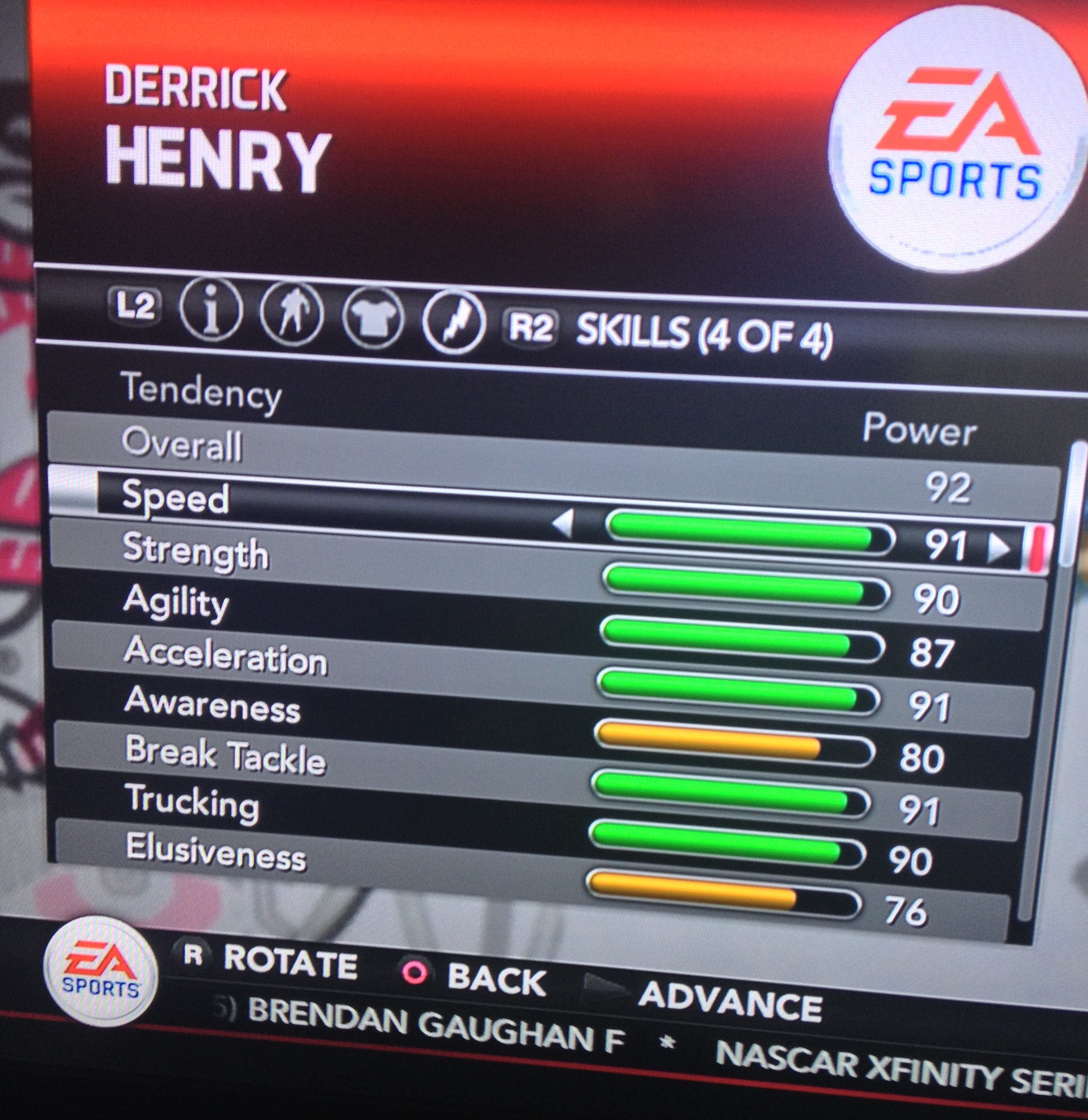 How Alabama S Players Would Rate In Ncaa Football 16 Video Game