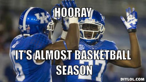 The best Kentucky memes heading into the 2015 season