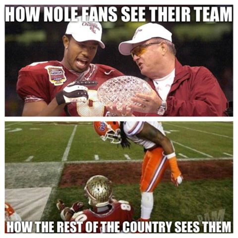 Noles Fans See Team MEME best sec football memes of week 12