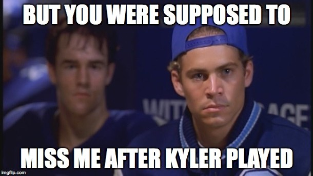 VB Kyler Murray MEME