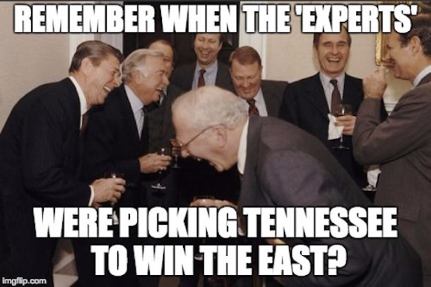Experts Picked UT MEME