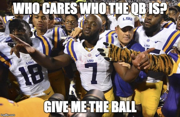 Fournette Give Me the Ball MEME