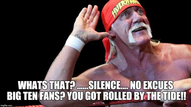 Hogan no Excuses MEME
