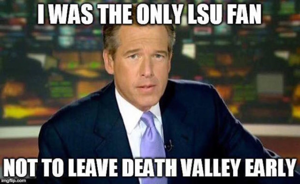 Leave Death Valley Early MEME