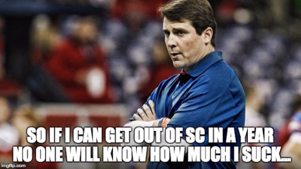 Muschamp No One Will Know MEME