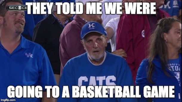 Told Me Bball Game MEME