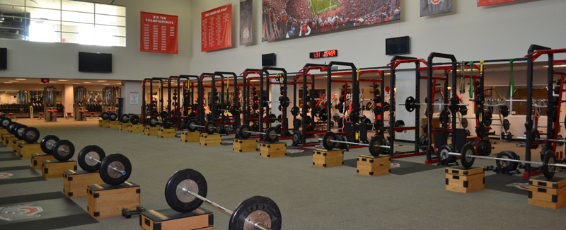 Best Facilities In College Football