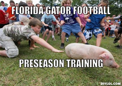 UF4 the best florida memes heading into the 2016 season