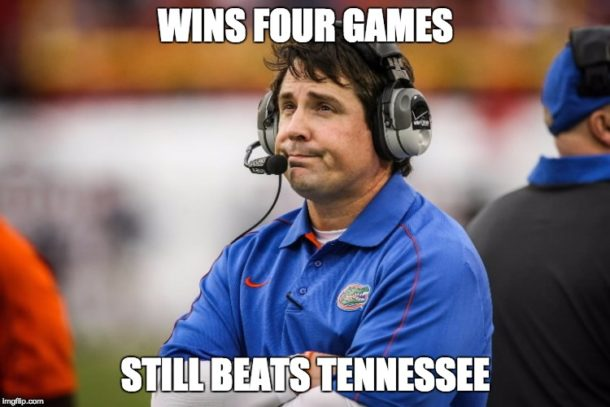 Florida-Tennessee memes The best
