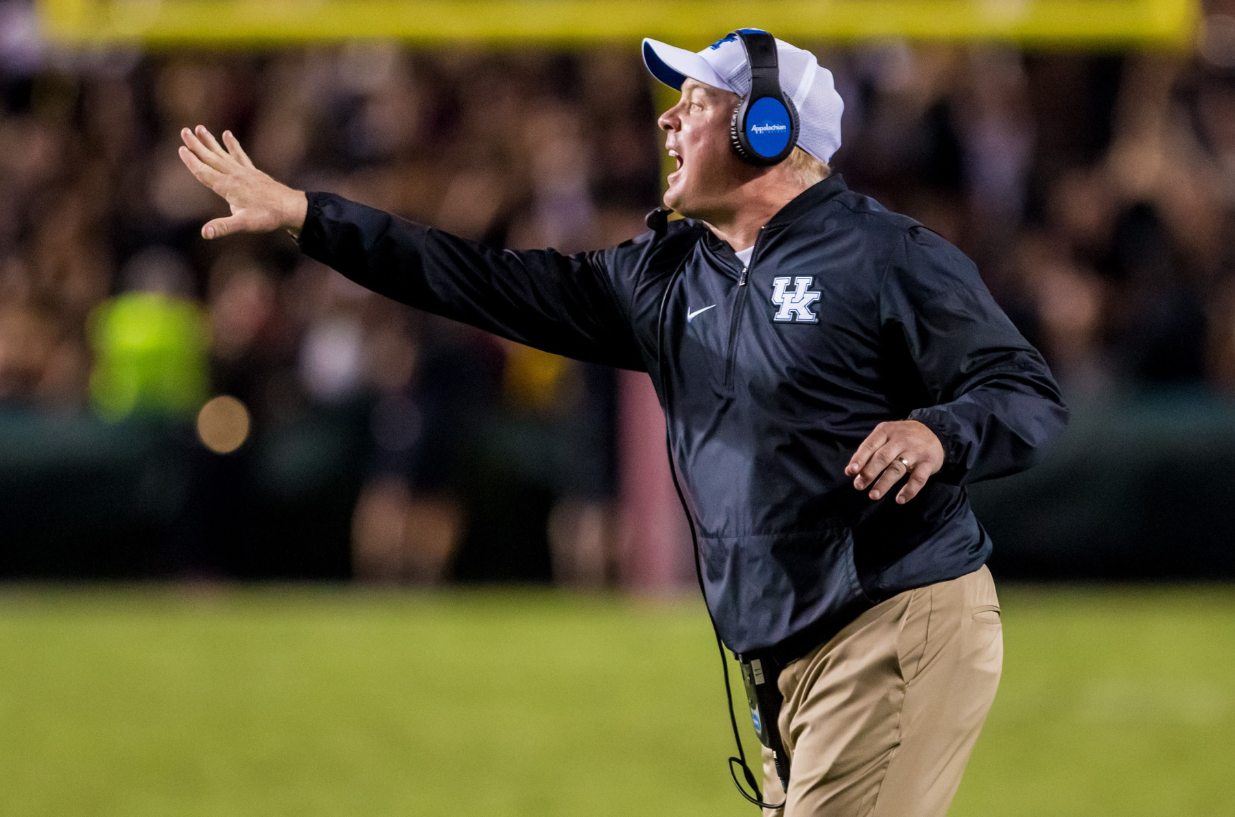 Kentucky looking to end 30-game losing streak to Florida this weekend