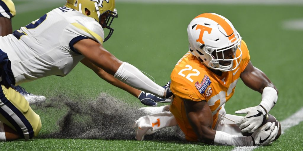 Tennessee vs. Georgia Tech Odds: Point Spread, Total & Prediction