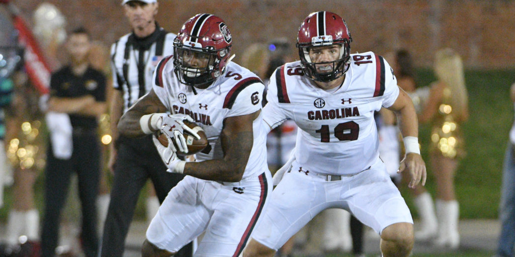 South Carolina's Deebo Samuel Breaks Leg, Season Over