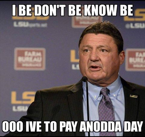 lsum7 the lsu memes are harsh (and funny?) after losing to troy