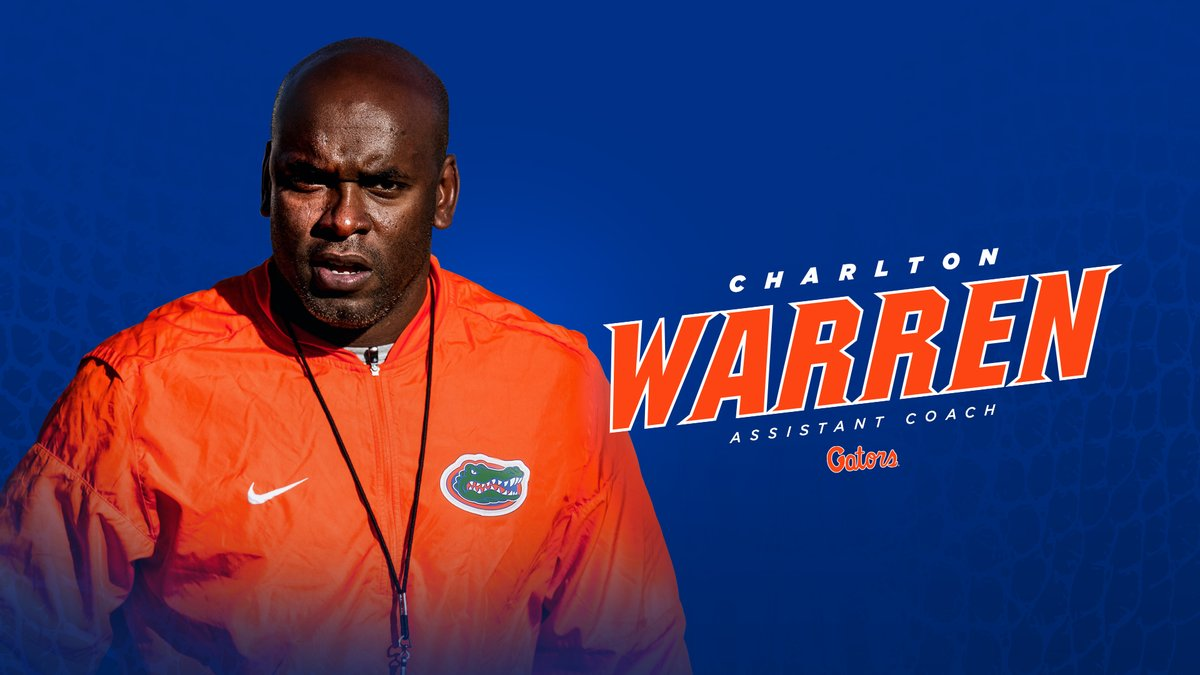 Florida announces it has hired former Tennessee assistant