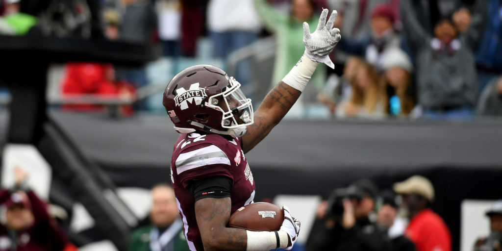 Nick Fitzgerald Injury >> A way too early look at the top running backs in the SEC in 2018
