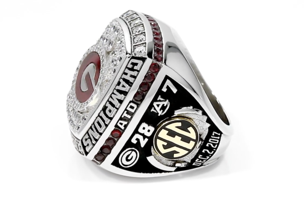 College Hockey Conference Championship Ring
