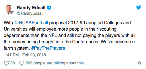 why college football should have a A long-standing debate recurs every time a college football player suffers a career-threatening injury: should college athletes be paid after all, in a violent sport.