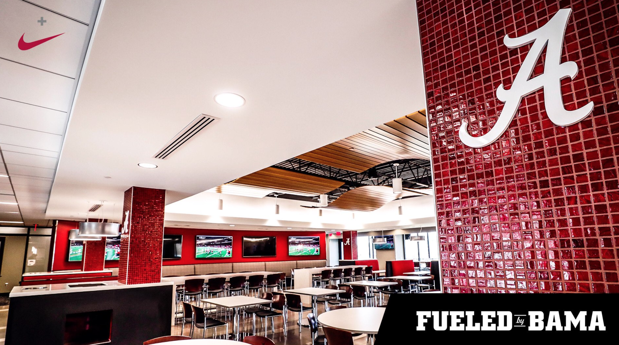 Watch Alabama Shows Off New Sports And Nutrition Facility