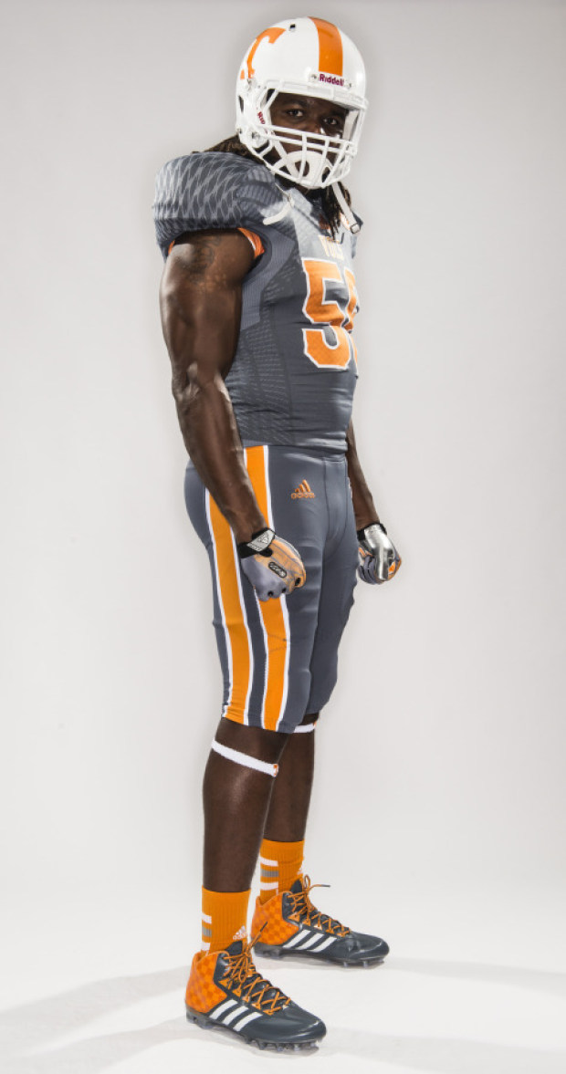 9bdbbe25f9b Uniform update Tennessee  Vols prep for final season with Adidas