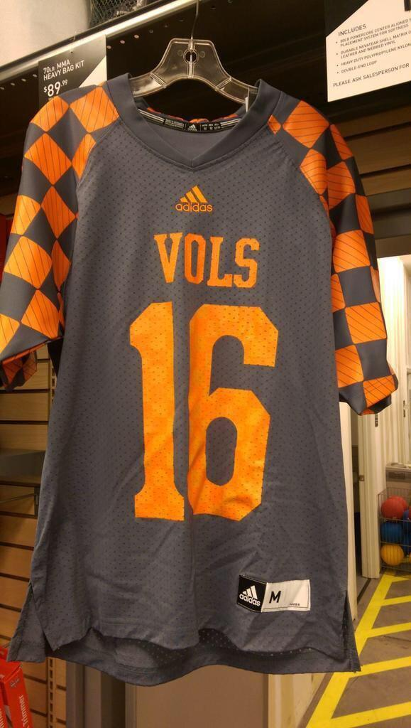 online store c1a51 0562c Will Tennessee unveil updated alternate smokey grey uniforms ...