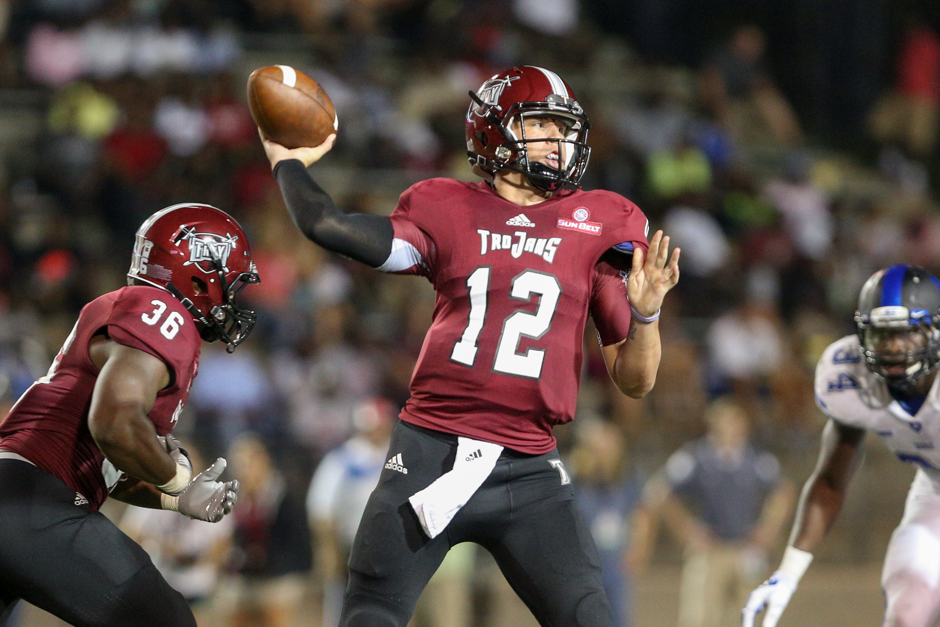 Get the latest Troy Trojans news scores stats standings rumors and more from ESPN