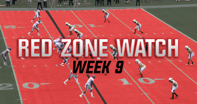 Red Zone Watch Which SEC Teams Are Excelling In The Red Zone