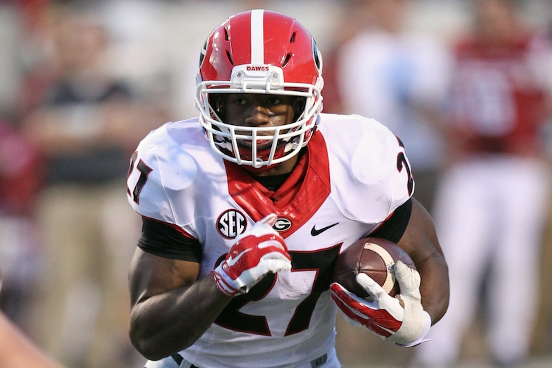 5 biggest takeaways: Nick Chubb is a star in the making