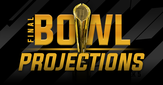 sec bowl projections Watch video upsets to the top two teams in the country drastically altered the picture of the college football playoff in the latest usa today bowl projections.