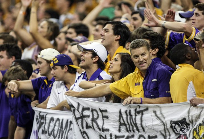LSU-Miami football: TV channel, game time, odds