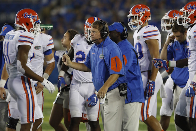 What Jim Mcelwain Said After Beating Kentucky