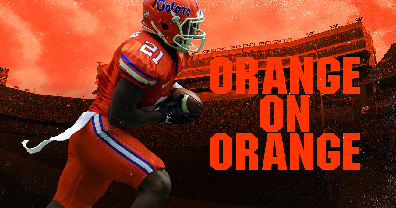 player tweets uniforms Gators  Florida reveal to alternate