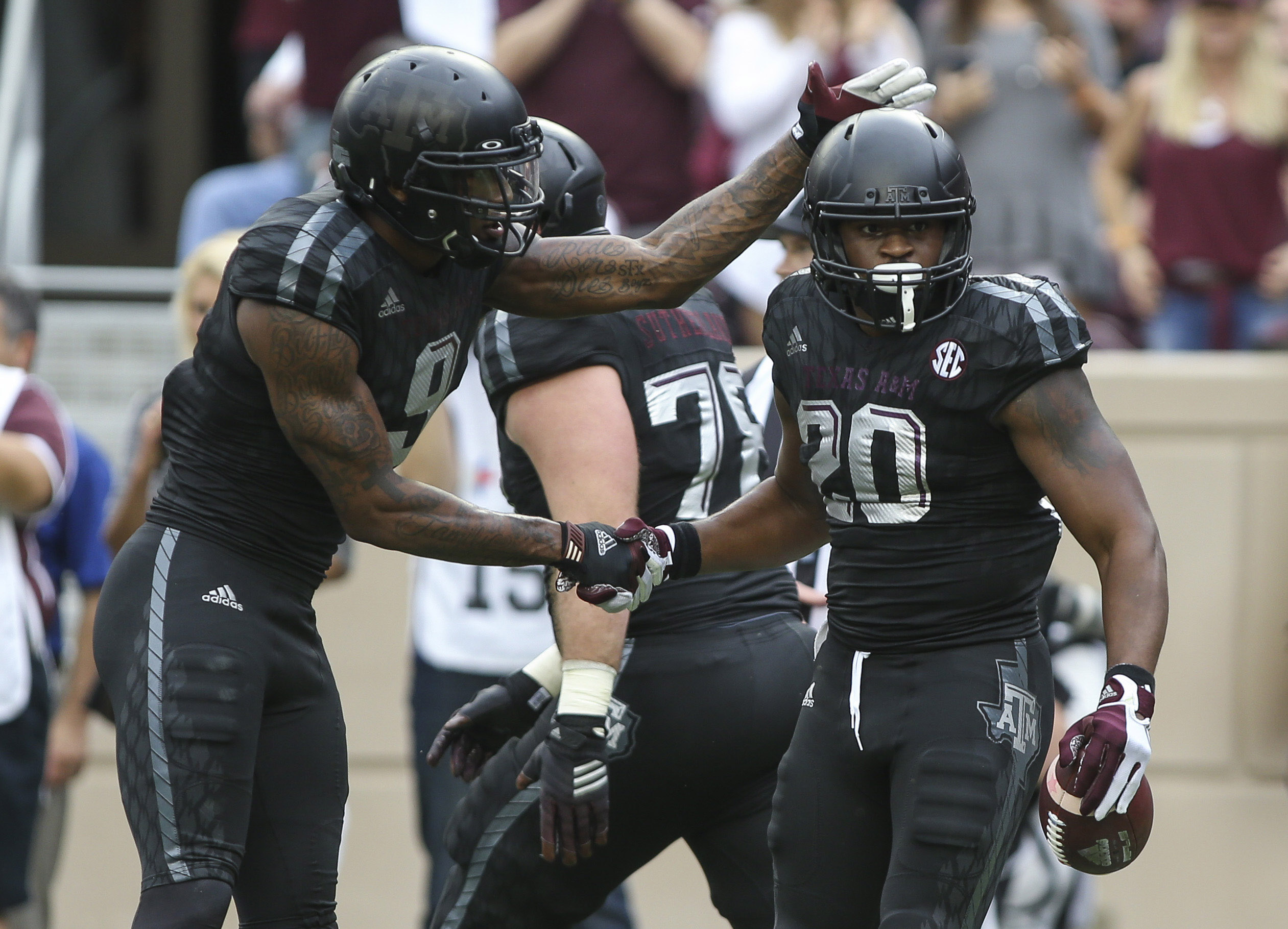 huge discount fdc8e 02765 Ranking this season's best alternate uniforms in the SEC
