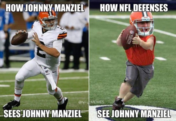Manziel in the NFL MEME