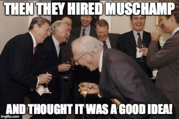Thought Muschamp Good Idea MEME