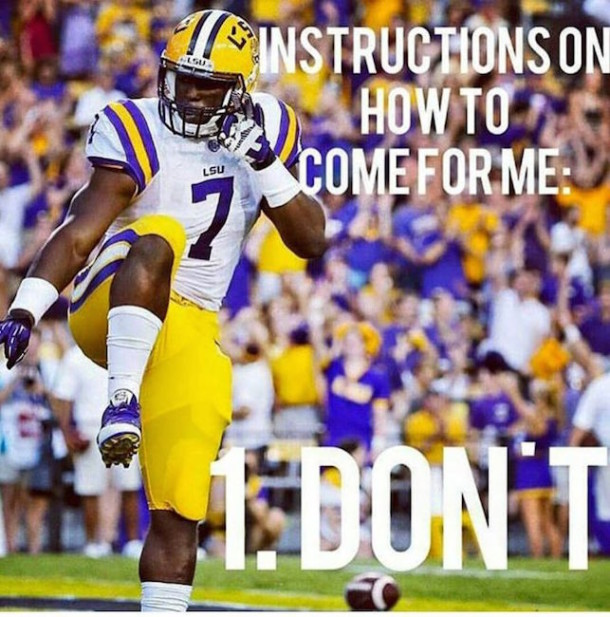 Fournette Don't MEME