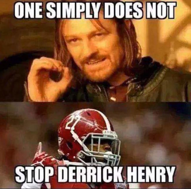 One Simply Does Not Henry MEME