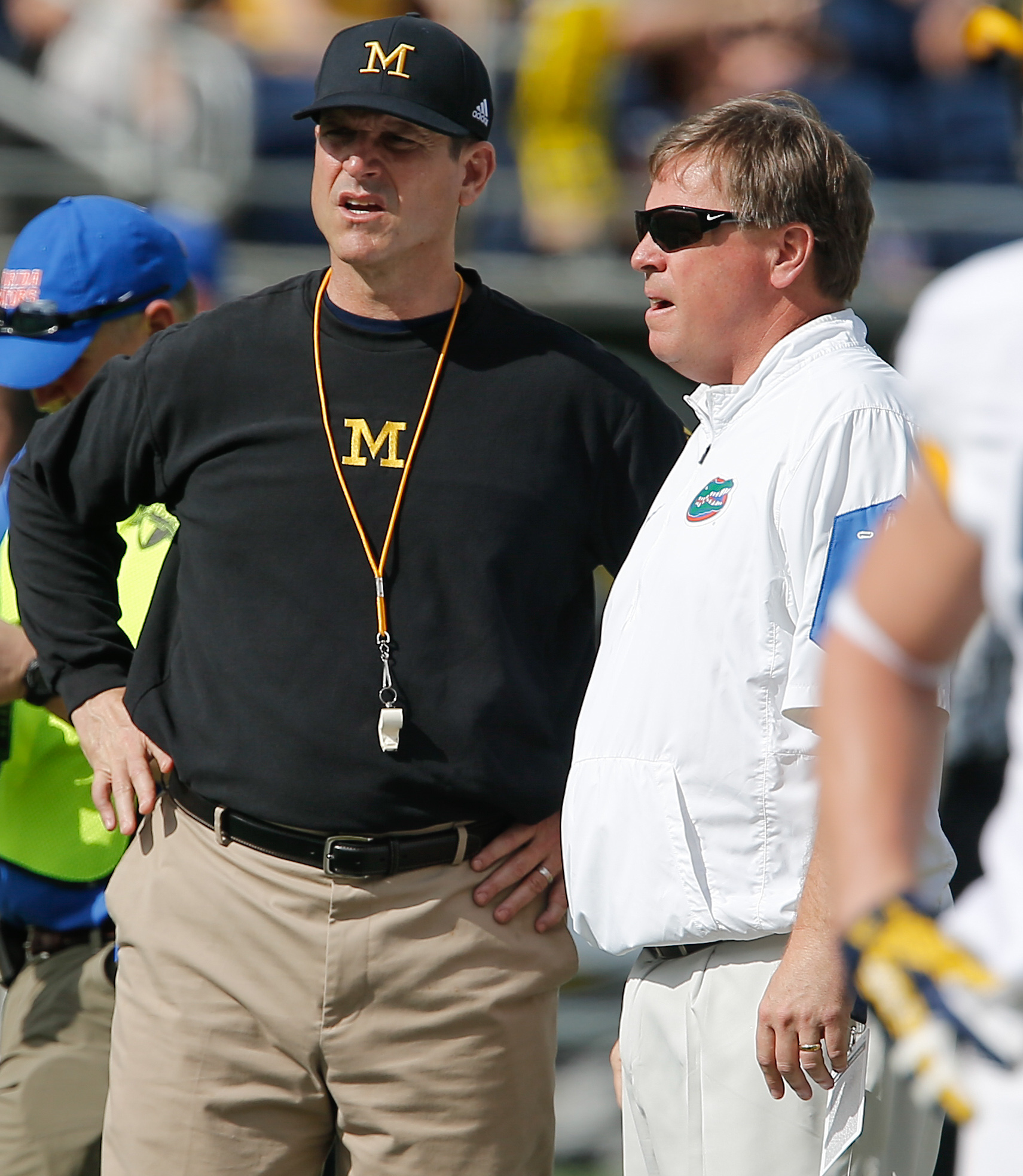 Jim McElwain: Florida plans to 'beat the heck out of Michigan'