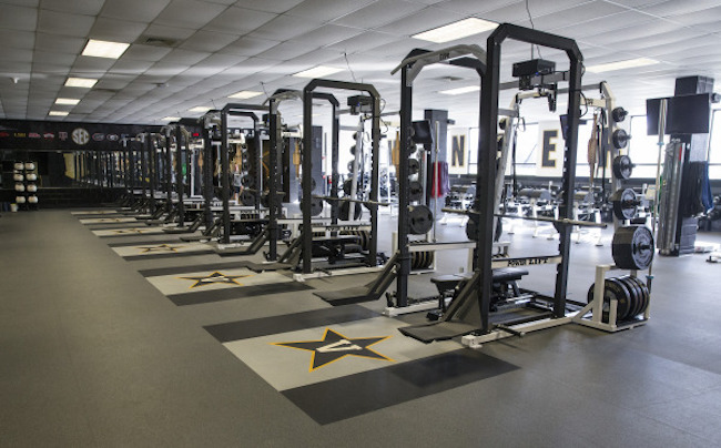 Not All Sec Weight Rooms Are Created Equal