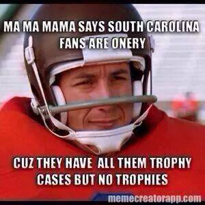 Image result for funny south carolina gamecock memes
