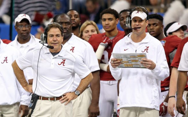Lane Kiffin has no regrets playing in storm despite loss