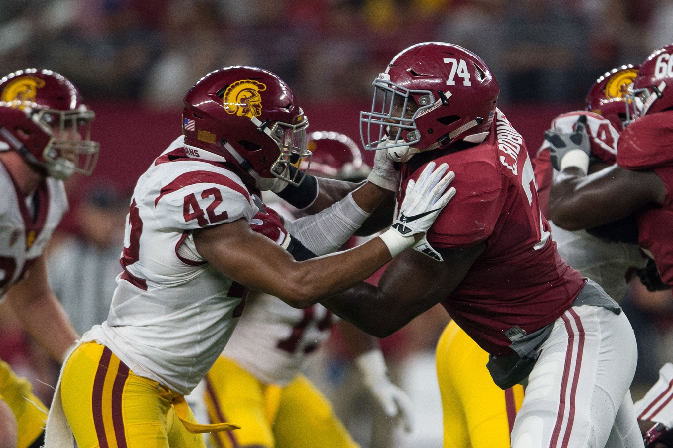 Kickoff set for Alabama opener