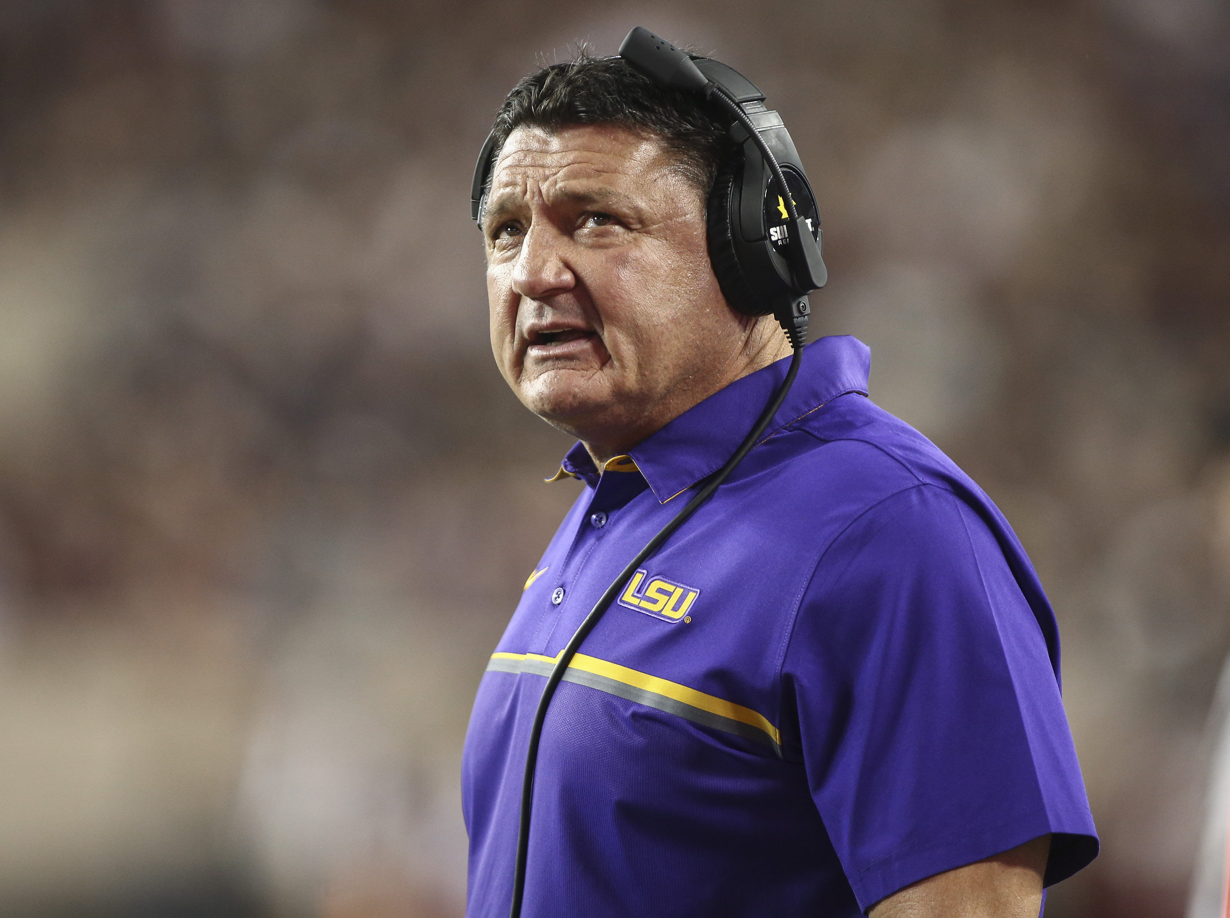 LSU freshman LB Jacob Phillips being investigated for rape