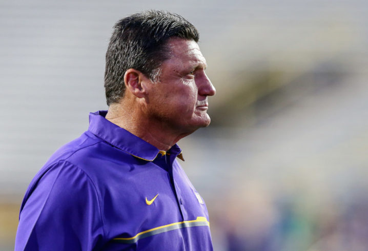 LSU identifies potential candidate for Mike VII