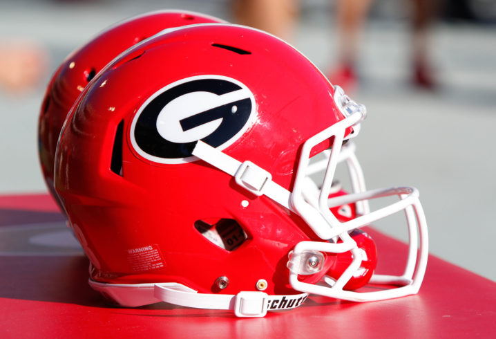 UGA football player arrested, charged with a felony
