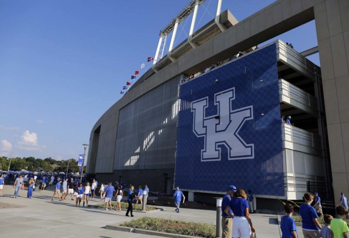 Basketball ref sues Kentucky media company over harassment